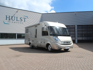Hymer B 614 SL Star Edition