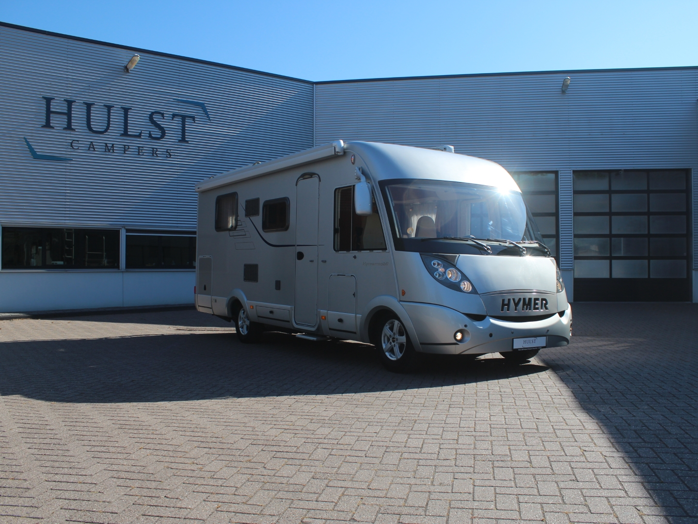 Hymer B 698 Queensbed