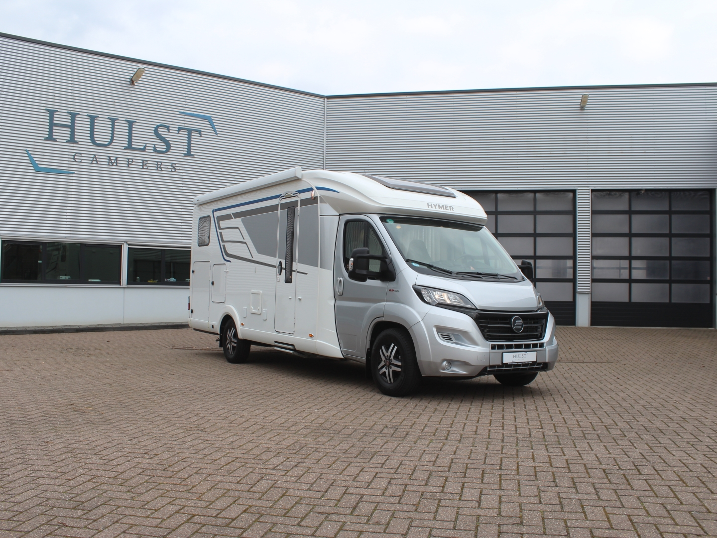Hymer T 588 SL Automaat