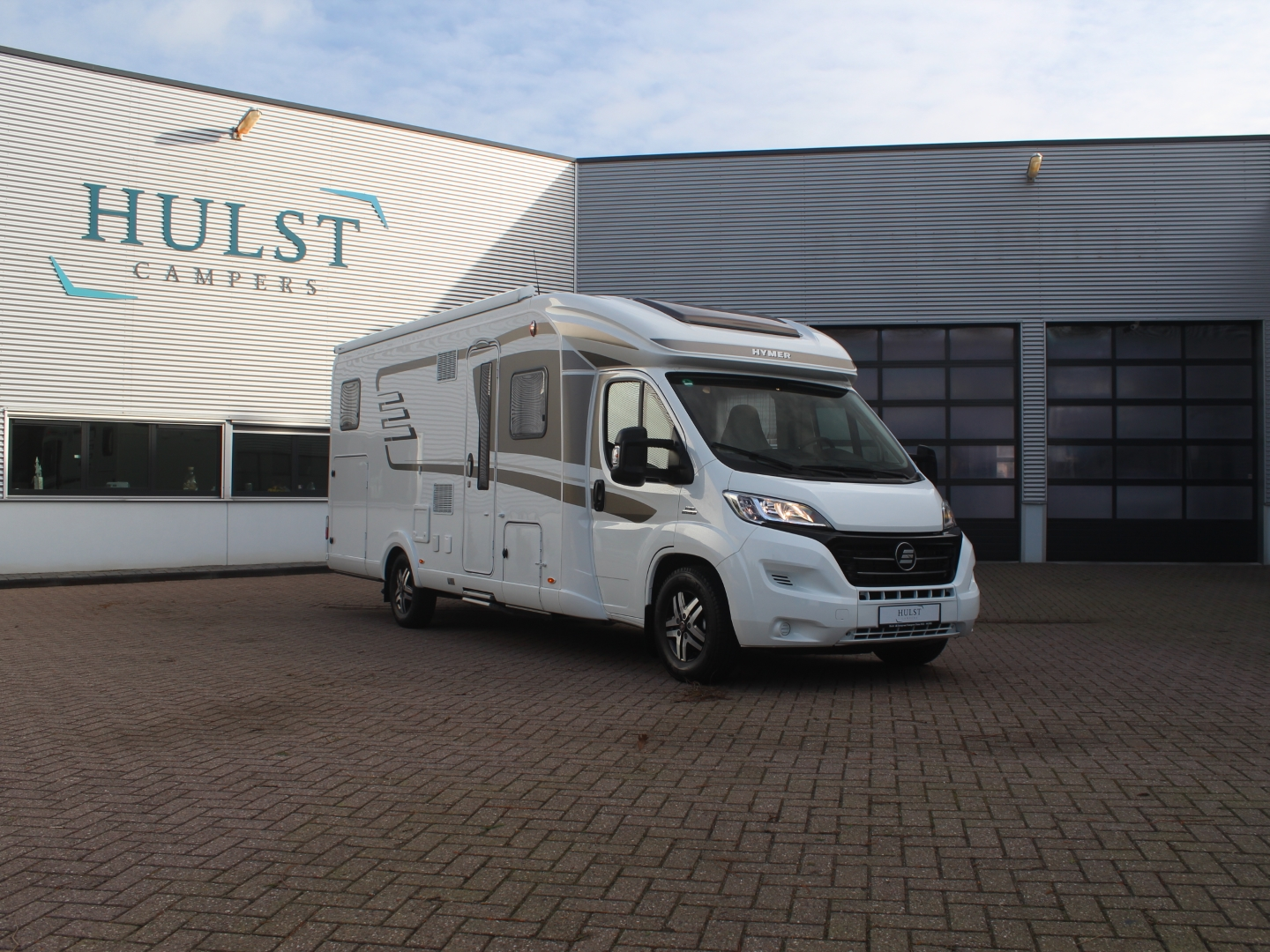 Hymer T 704 SL Automaat